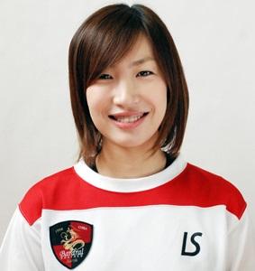 アサイー応援選手笠井 奈津子