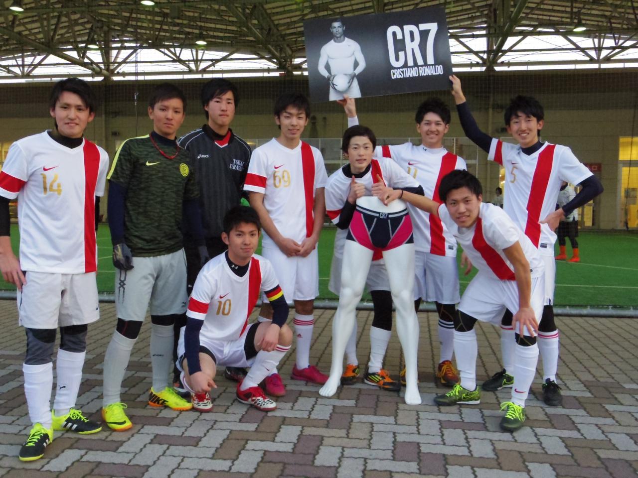 CR7ミッキーFC U-18